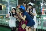 第3話(10月25日放送)は、女子高生たちを原因不明の病が襲う(C)関西テレビ