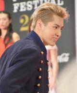 『第29回東京国際映画祭』(TIFF)オープニング・レッドカーペットに出席した元EXOのクリス・ウー (C)ORICON NewS inc.