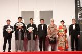 『第29回東京国際映画祭』(TIFF)オープニング・レッドカーペットの模様
