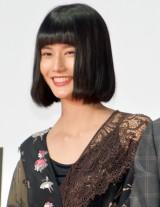 『第29回東京国際映画祭』(TIFF)オープニング・レッドカーペットに出席した橋本愛 (C)ORICON NewS inc.