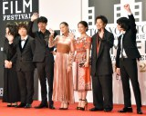 『第29回東京国際映画祭』(TIFF)オープニング・レッドカーペットの模様 (C)ORICON NewS inc.