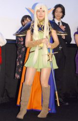 舞台『ロードス島戦記』制作発表会見に出席したHKT48・多田愛佳 (C)ORICON NewS inc.