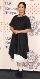 『アメリカ留学推進プロジェクト』スペシャルインタビュー上映会に出席した関根麻里 (C)ORICON NewS inc.