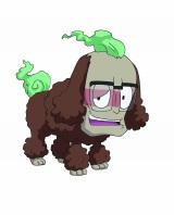 遠藤憲一人面犬役で妖怪ウォッチ出演メイクしながら役作りした