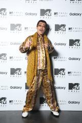 『MTV VMAJ 2016』にサプライズ出演したピコ太郎