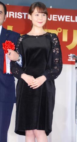 『第2回クリスマスジュエリープリンセス賞』モデル部門で表彰されたトリンドル玲奈 (C)ORICON NewS inc.