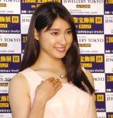 『第2回クリスマスジュエリープリンセス賞』女優部門で表彰された土屋太鳳 (C)ORICON NewS inc.