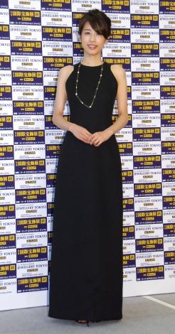 『第2回クリスマスジュエリープリンセス賞』特別賞を受賞した加藤綾子アナウンサー (C)ORICON NewS inc.