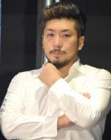アートフィルム『KAMUY(カムイ)』完成披露会見に出席したショウダユキヒロ監督 (C)ORICON NewS inc.