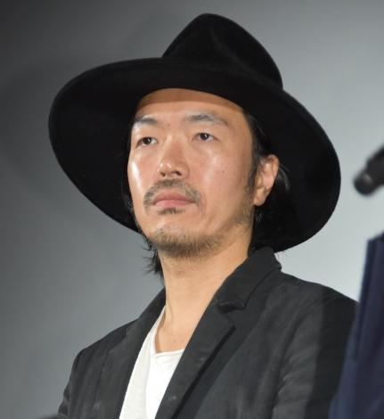 映画『雨にゆれる女』舞台あいさつに出席した半野喜弘監督 (C)ORICON NewS inc.