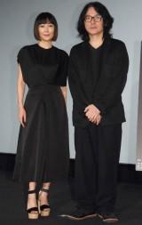 (左から)中山美穂、岩井俊二監督 (C)ORICON NewS inc.