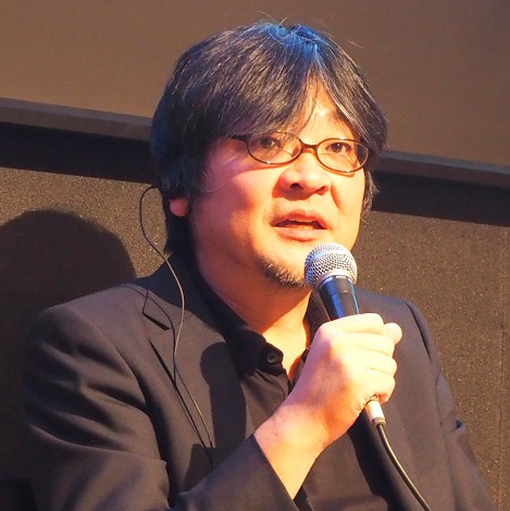 約40分にわたってトークセッションを行った細田守監督 (C)ORICON NewS inc.