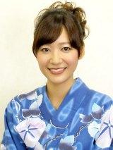 TBSの吉田明世アナウンサーがブログで結婚報告 (C)oricon ME inc.