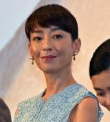 主演映画『湯を沸かすほどの熱い愛』初日舞台あいさつに登壇した宮沢りえ (C)ORICON NewS inc.