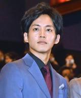 主演映画『湯を沸かすほどの熱い愛』初日舞台あいさつに登壇した松坂桃李 (C)ORICON NewS inc.