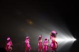 ナースコスプレでファンを魅了した℃-ute(PHOTO:山内洋枝)