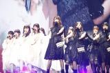 乃木坂46が橋本奈々未初センターシングル「サヨナラの意味」をライブ初披露(PHOTO:山内洋枝)