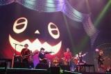 『日テレHALLOWEEN LIVE 2016』でKEYTALKと桝太一アナ、嗣永桃子がコラボ(PHOTO:山内洋枝)