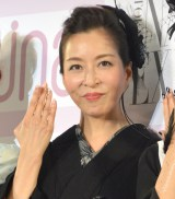 『ネイルクイーン 2016』協会特別賞を受賞した真矢ミキ (C)ORICON NewS inc.