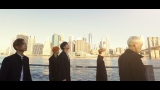 ニューヨークで撮影されたX4新曲「キズナ」MVより