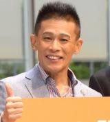 押切&涌井の結婚を祝福した柳沢慎吾 (C)ORICON NewS inc.
