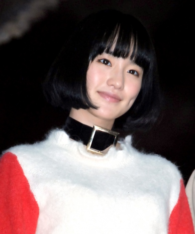 『VenusFort Christmas Projection Mapping&SHOW 2016 点灯式』に出席したanderlust ・越野アンナ (C)ORICON NewS inc.