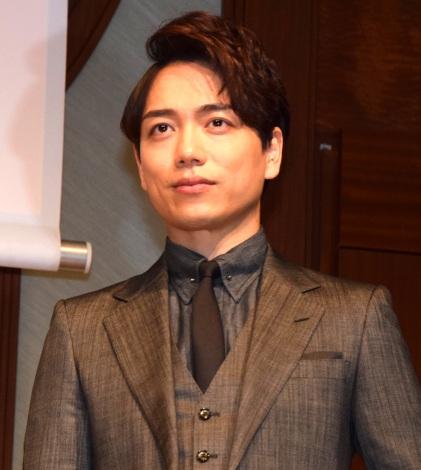 「2016年のヒット人」に選ばれた山崎育三郎 (C)ORICON NewS inc.