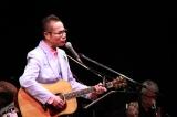 バースデーコンサートを行った杉田二郎