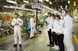 Honda 熊本製作所に訪れたゴールデンボンバー