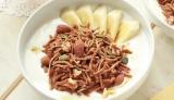 手軽に食物繊維がとれる『ヨーグルト&小麦ブランシリアル』