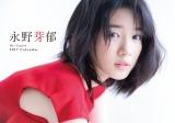 永野芽郁のフレッシュな魅力が凝縮された「オフィシャルカレンダー 2017」表紙
