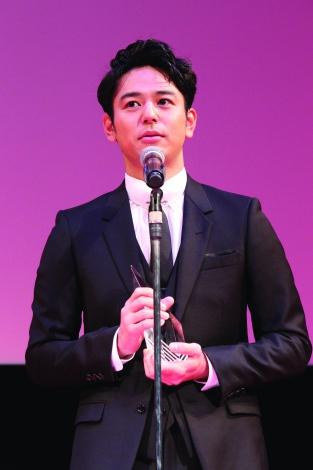 ARIGATO賞受賞した妻夫木聡