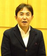 『笑点』で長男の名前公募を発表した林家三平 (C)ORICON NewS inc.