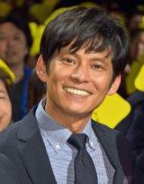 『ボクの妻と結婚してください。』初日舞台あいさつに出席した織田裕二 (C)ORICON NewS inc.