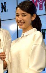 「審査員特別賞」の吉村リナさん(16)