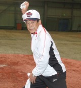 元プロ野球選手の村田兆治氏 (C)ORICON NewS inc.