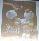 ジョージ・ホワイトが公開したキティちゃんとミミィちゃんの幼少期の写真=「イクメン オブ ザイヤー2016」の授賞式 (C)ORICON NewS inc.