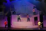 舞台『おそ松さん on STAGE〜SIX MEN'S SHOW TIME〜』dTVで独占配信 (C)赤塚不二夫/「おそ松さん」on STAGE製作委員会2016