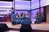 欅坂46がパフォーマンス(C)NHK