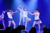 """NGT48チームNIIIが名古屋・栄のSKE48劇場に""""出張""""公演(C)AKS"""