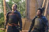 NHK大河ドラマ『真田丸』第44回より。出城を築く幸村の前に秀頼が訪れる(C)NHK