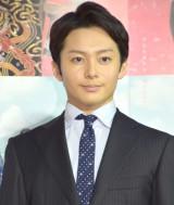 NHK広島発地域ドラマ『舞え!KAGURA姫』試写会後会見に出席した中村梅丸 (C)ORICON NewS inc.