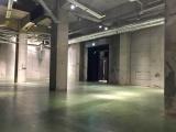 コンサート会場の寺田倉庫
