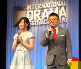 『東京ドラマアウォード2016』授賞式の模様 (C)ORICON NewS inc.