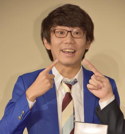 DVD『一九八三〜進化〜』発売記念スペシャルイベントに出席した三四郎の小宮浩信 (C)ORICON NewS inc.