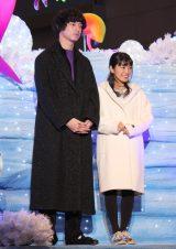 2人は映画『君と100回目の恋』で共演 (C)ORICON NewS inc.