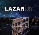 アルバム『ラザルス』日本盤ジャケット写真
