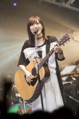 2時間にわたって全17曲を熱唱=『山本彩 LIVE TOUR 2016〜Rainbow〜』東京公演より(C)Sayaka Yamamoto