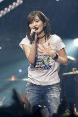 NMB48の楽曲も披露=『山本彩 LIVE TOUR 2016〜Rainbow〜』東京公演より(C)Sayaka Yamamoto