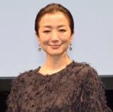 気鋭の映像クリエイターたちにエールを送った鈴木京香 (C)ORICON NewS inc.